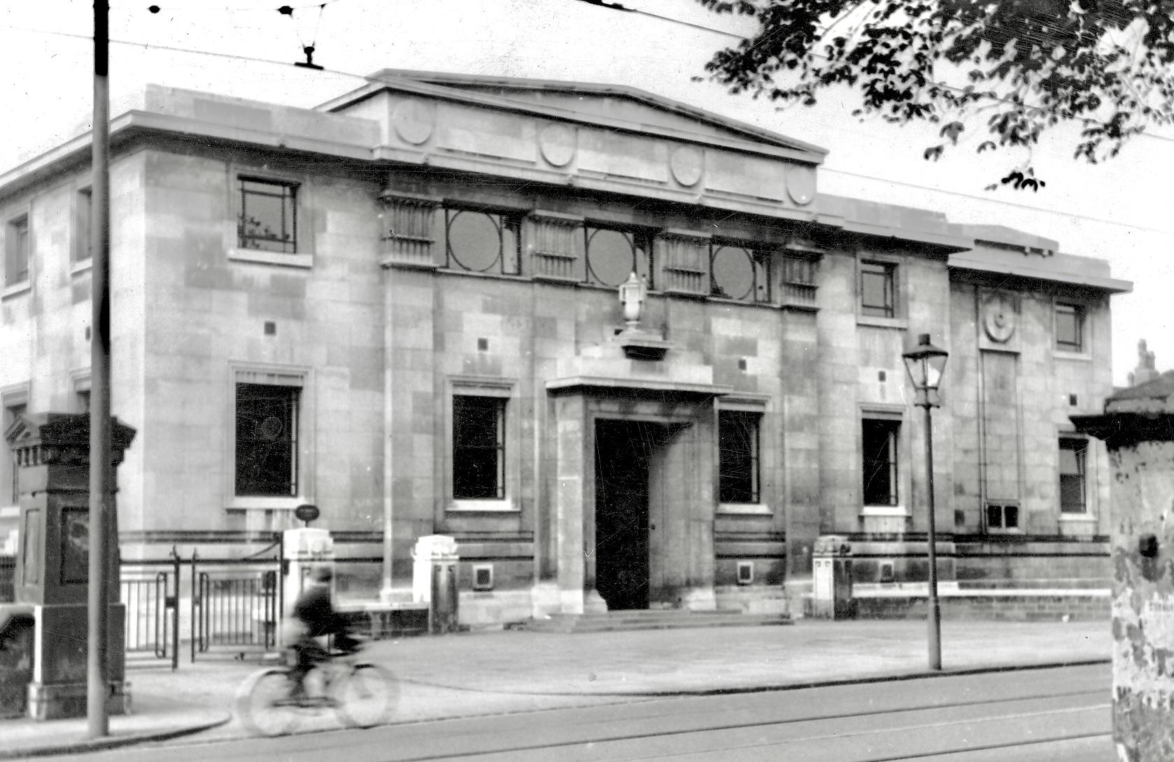 First Church of Christ Scientist (now Elinor Lupton Centre), Headingley Lane