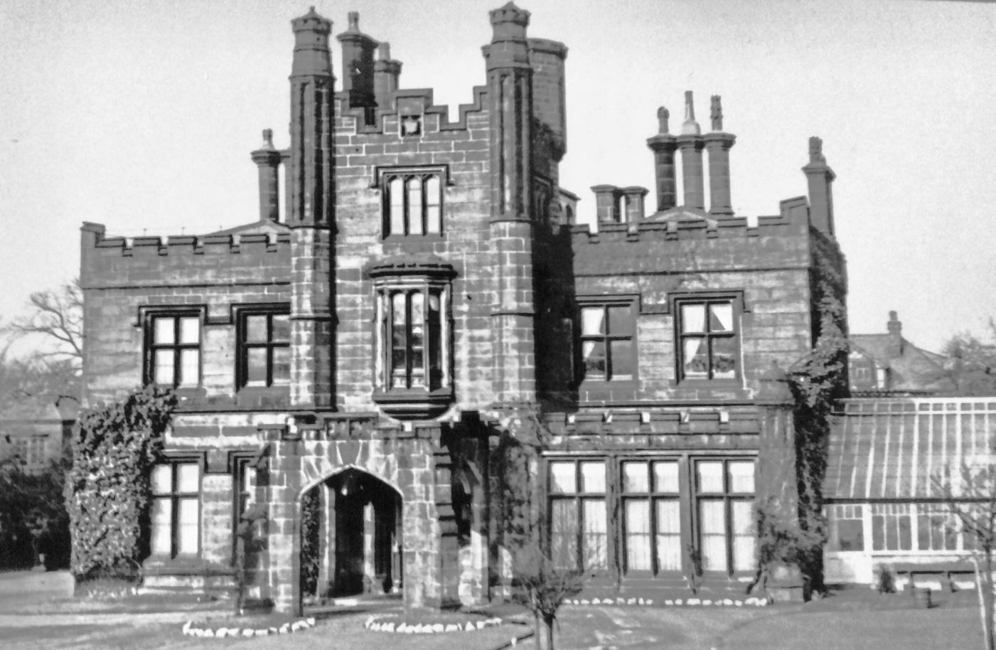 Headingley Castle, Headingley Lane