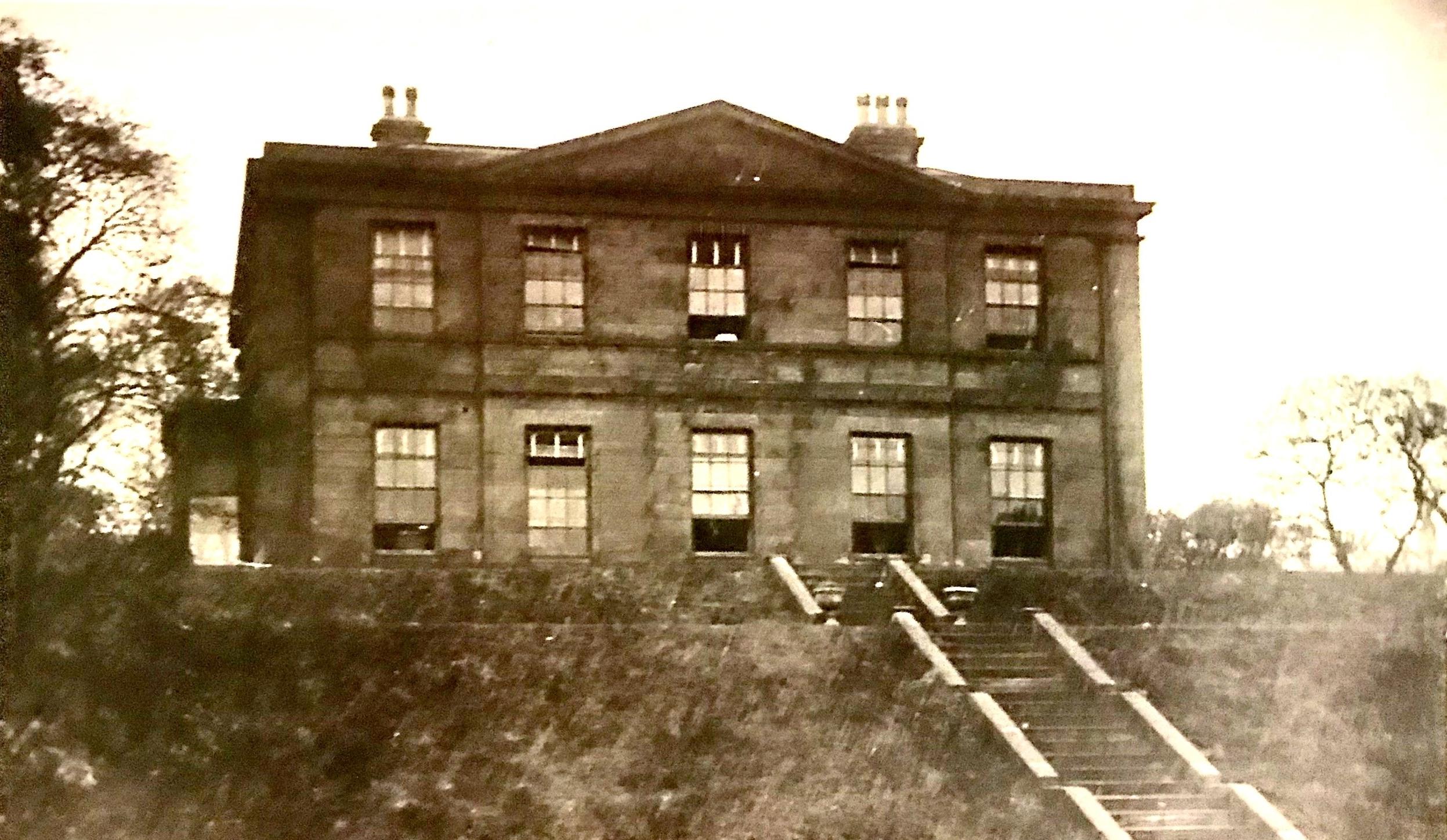 Leeds Training College Hostel, Buckingham House, Headingley Lane
