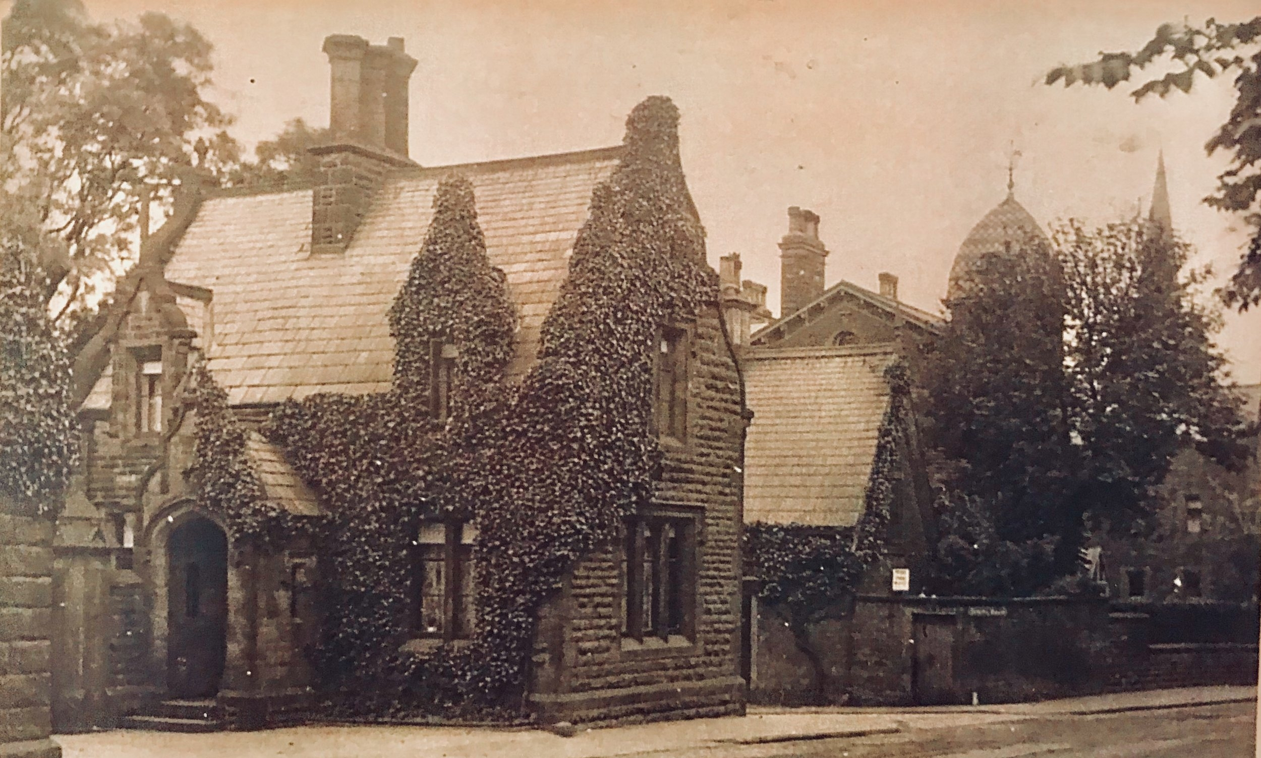 Mr Tetley's Lodge, Spring Bank, Headingley Lane