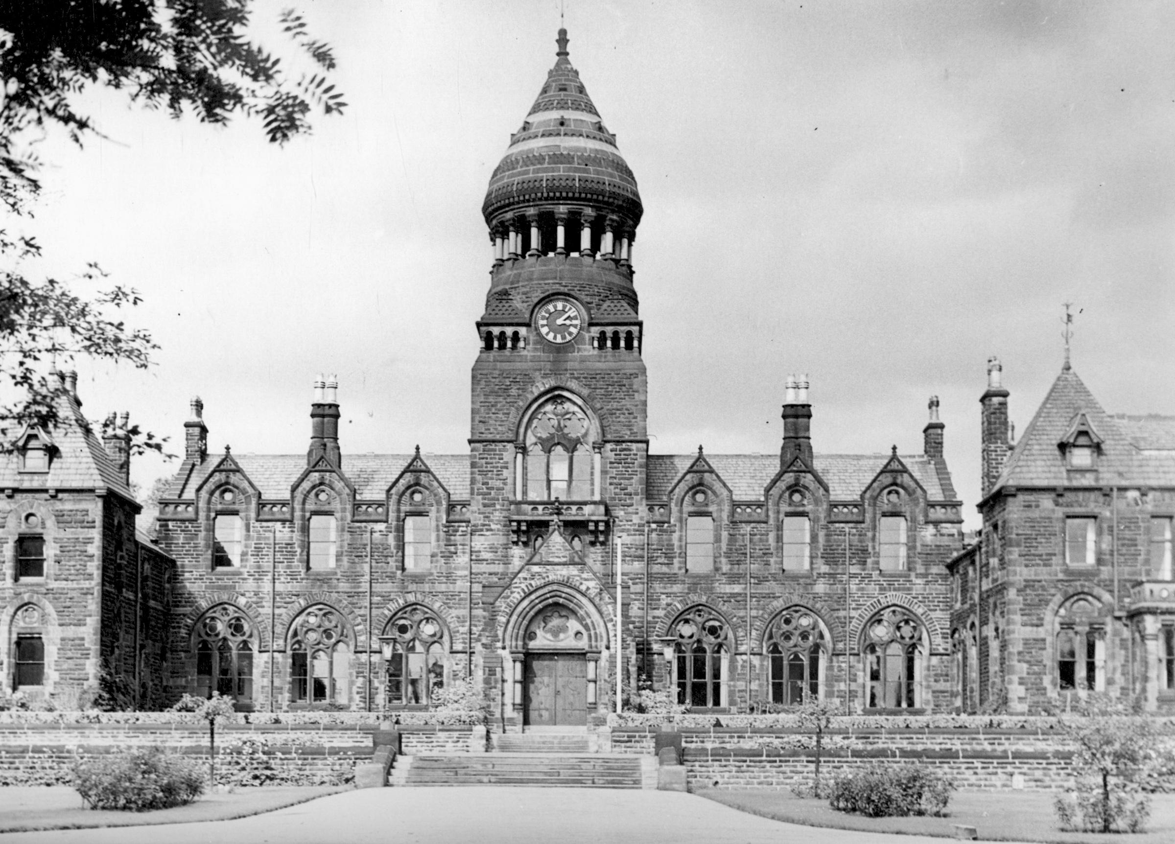 Wesleyan College, Headingley Lane