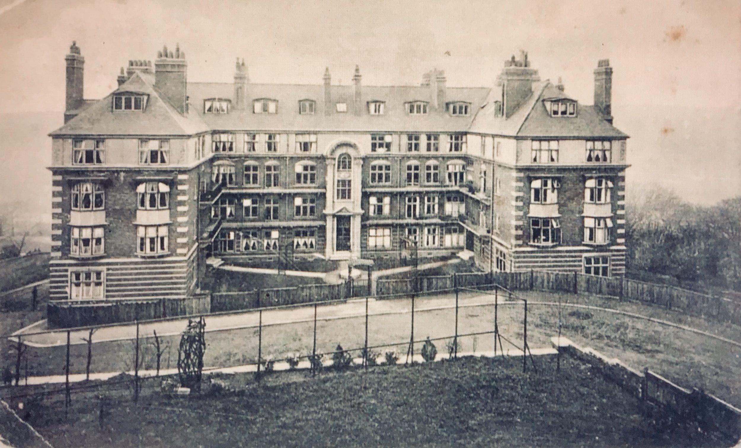 Grange Court, North Grange Mount