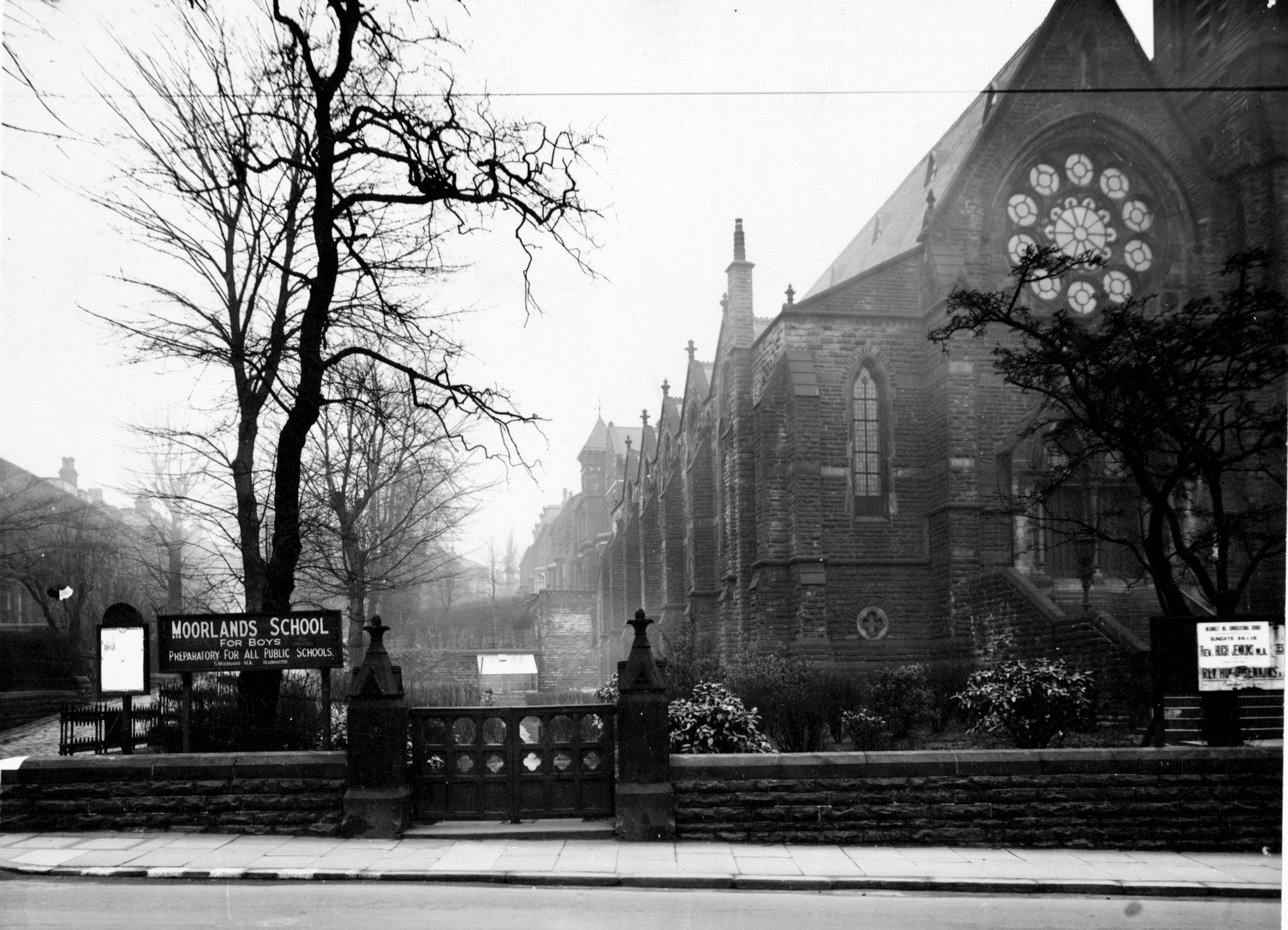 Congregational Church, Headingley Lane