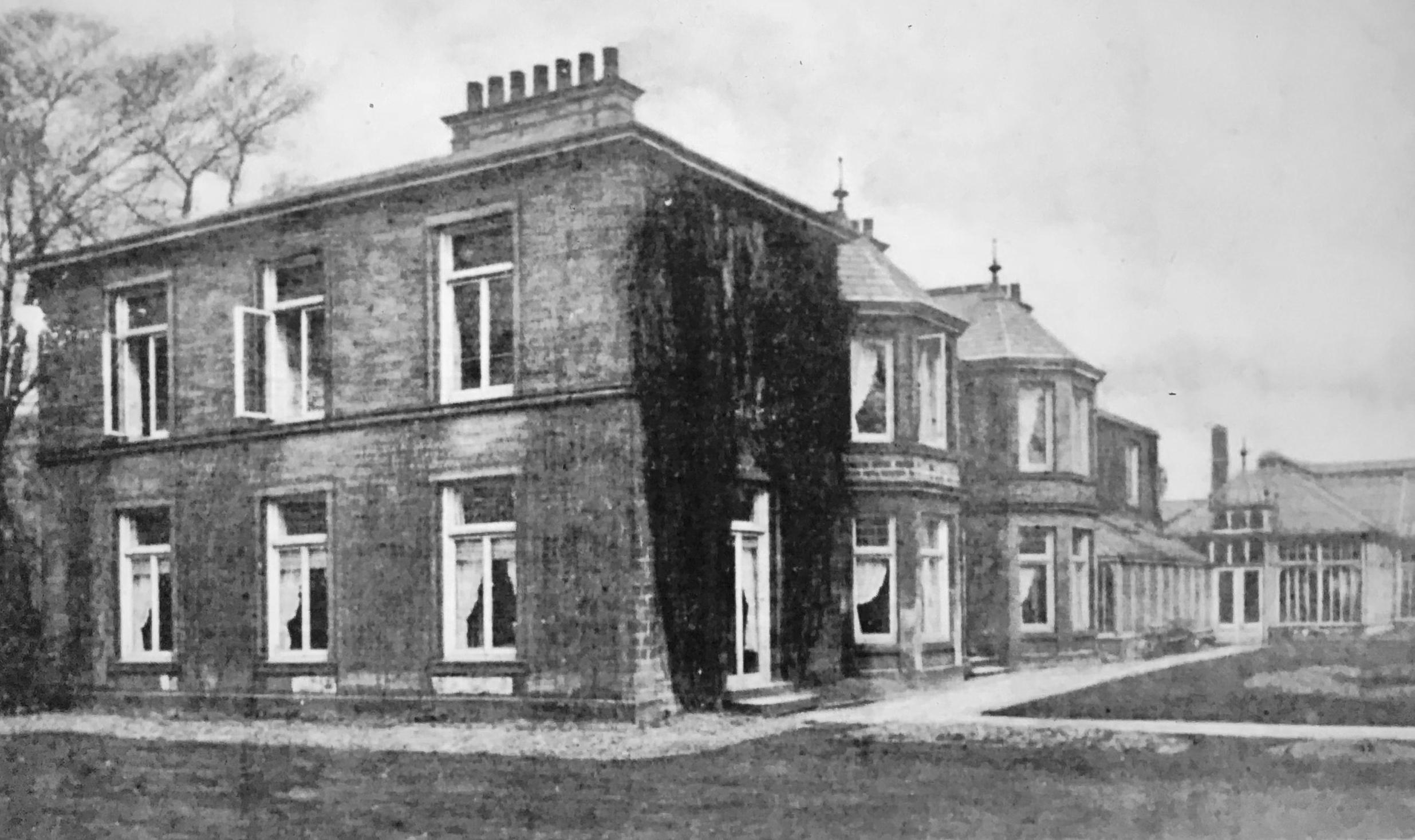 Ashfield, now on Orville Gardens, Headingley Lane