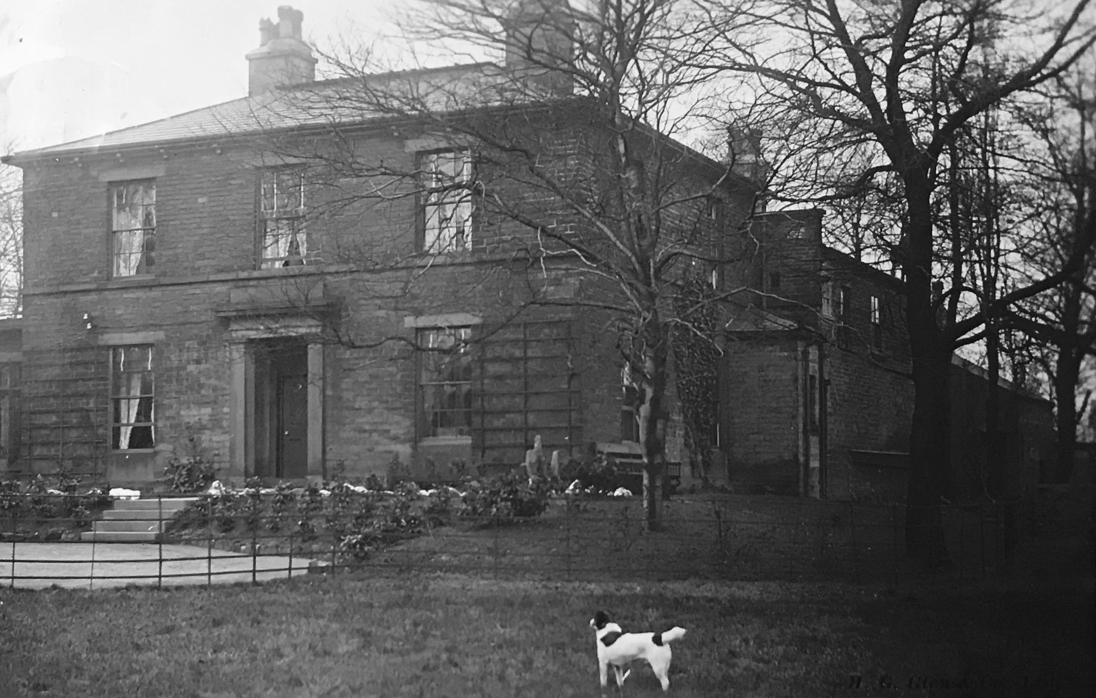 Hilly Ridge House, Grosvenor Road
