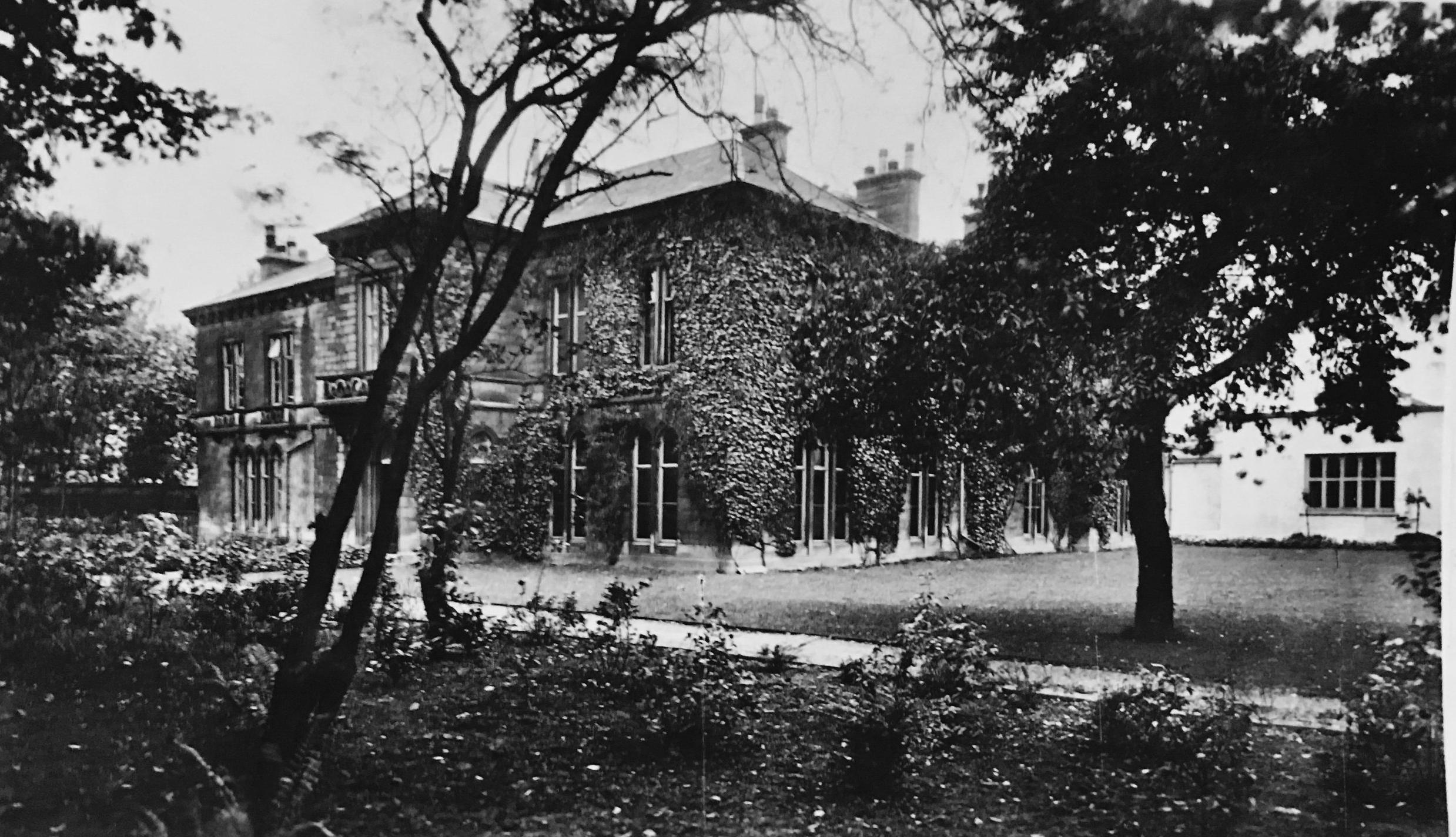 Devonshire Hall, Cumberland Road
