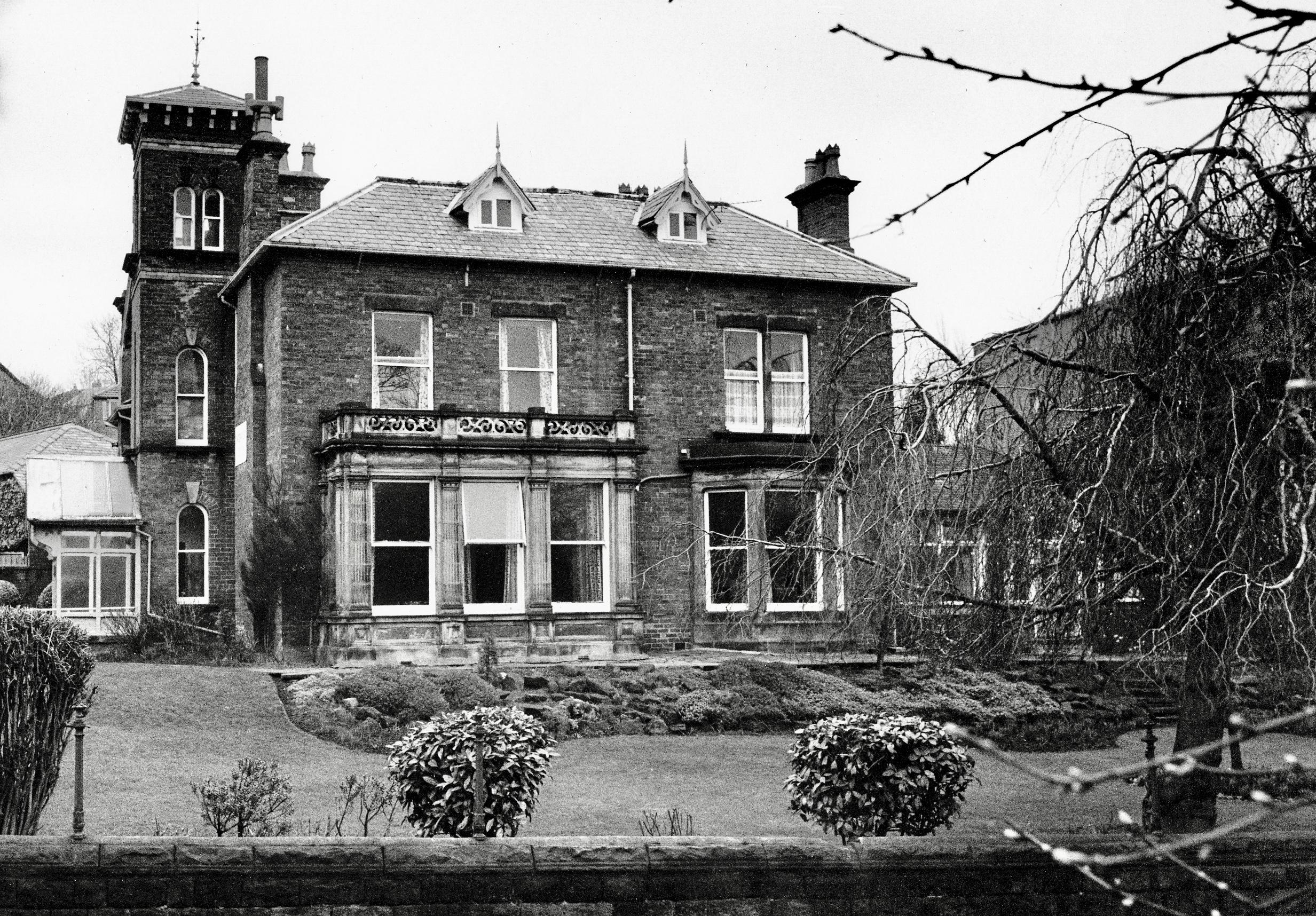 Gardenhurst, 45 Cardigan Road (demolished)