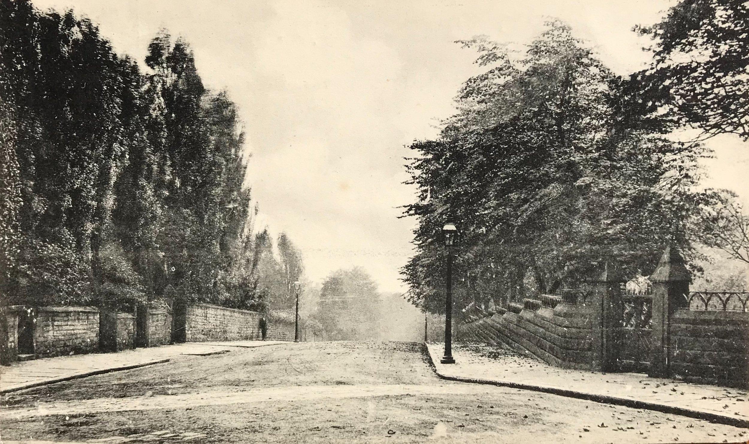 Bainbrigge Road, from Headingley Lane