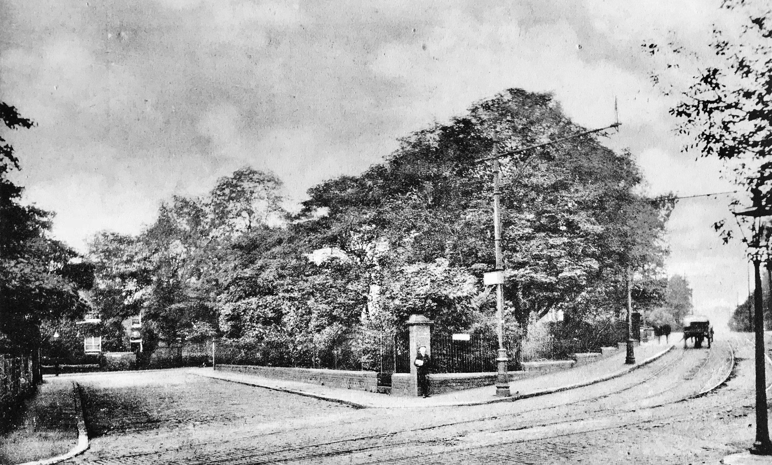 Sparrow Park, Cardigan Road/Spring Road