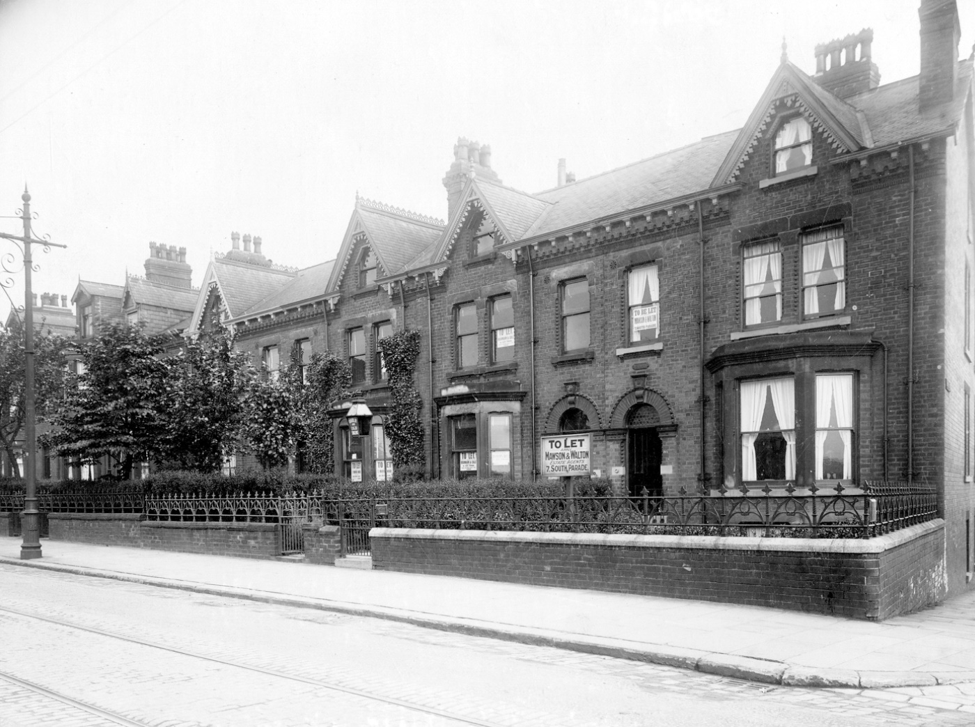 Hyde Park Road