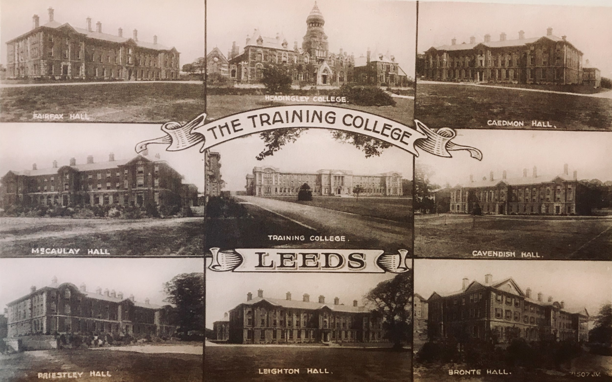 City of Leeds Training College, incorporating Wesleyan College