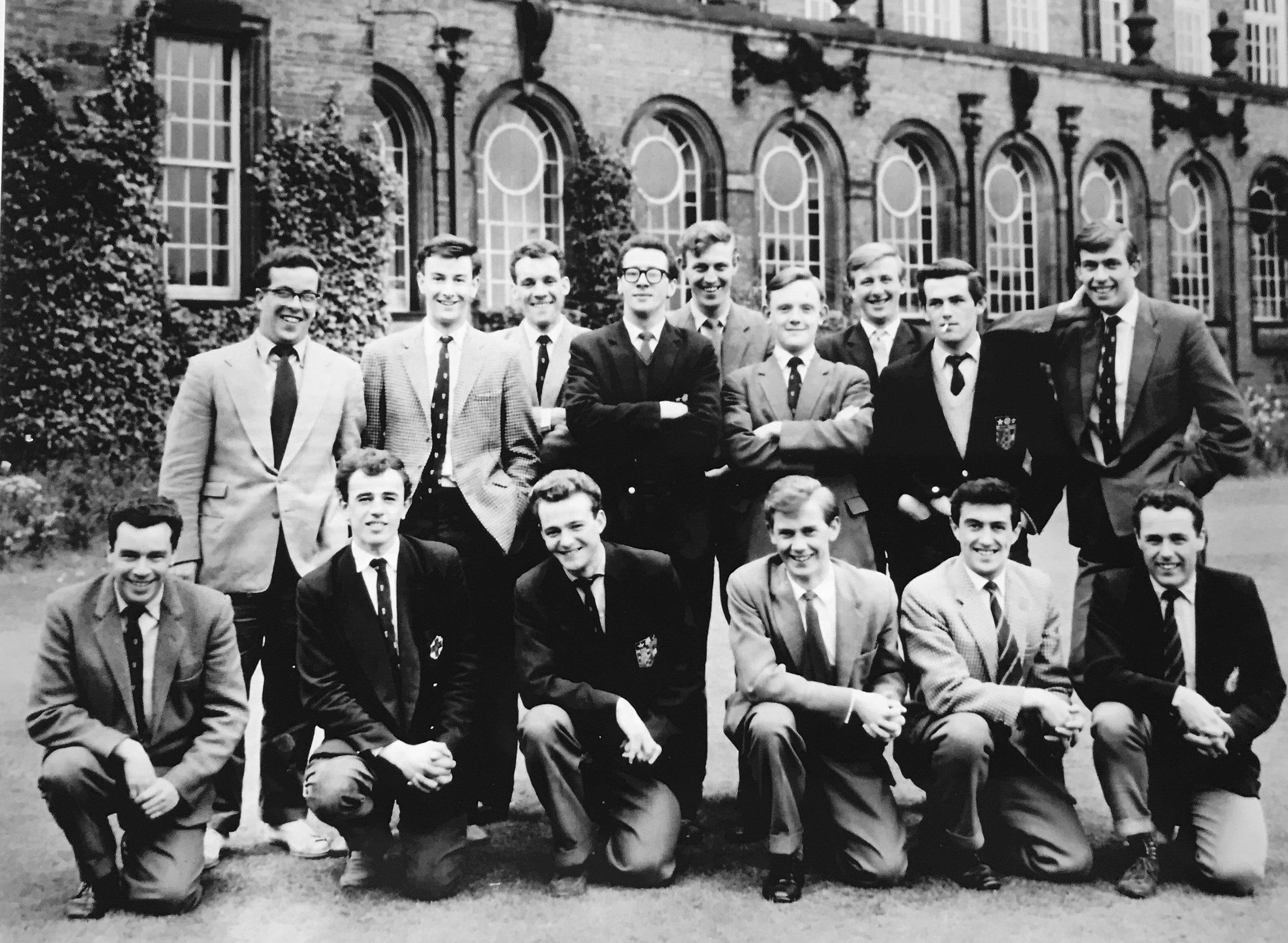 Fairfax students, 1961
