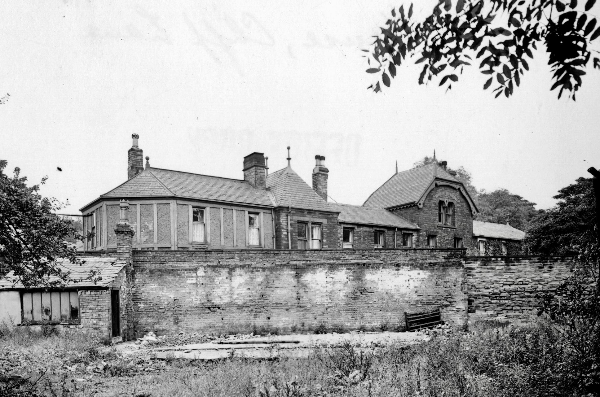 Grove House, Cliff Lane, 1951