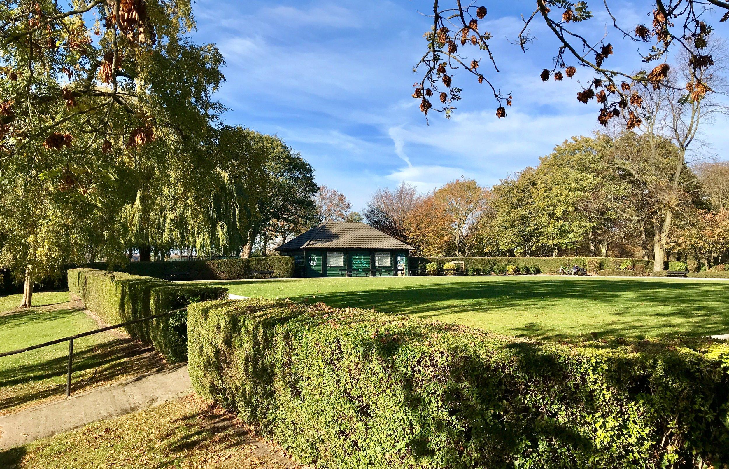 Bowling Green, Woodhouse Moor © HP