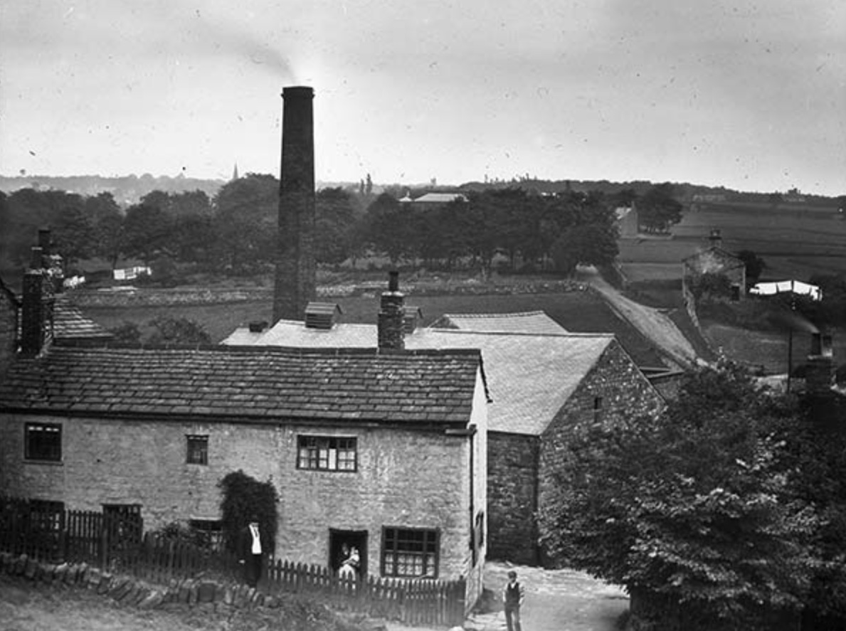 Old Oil Mills 1885