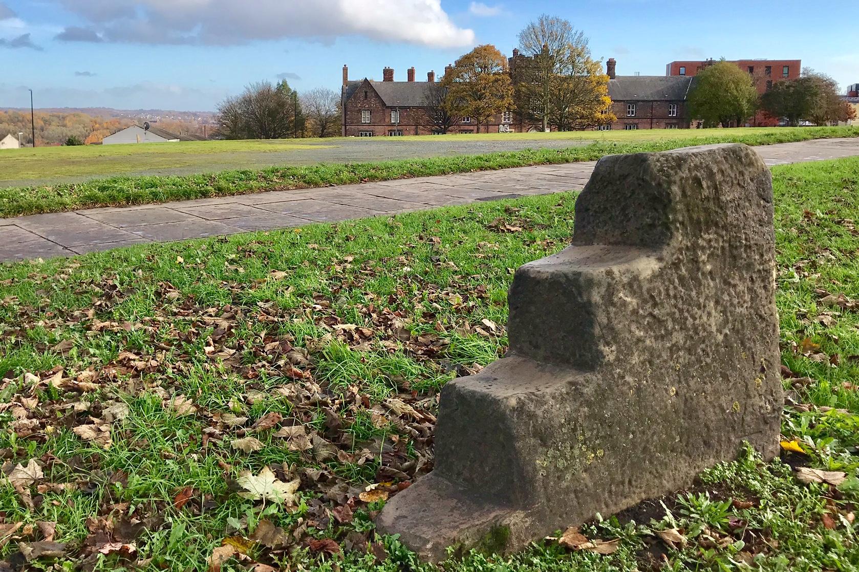 Mounting Block, Monument Moor © HP