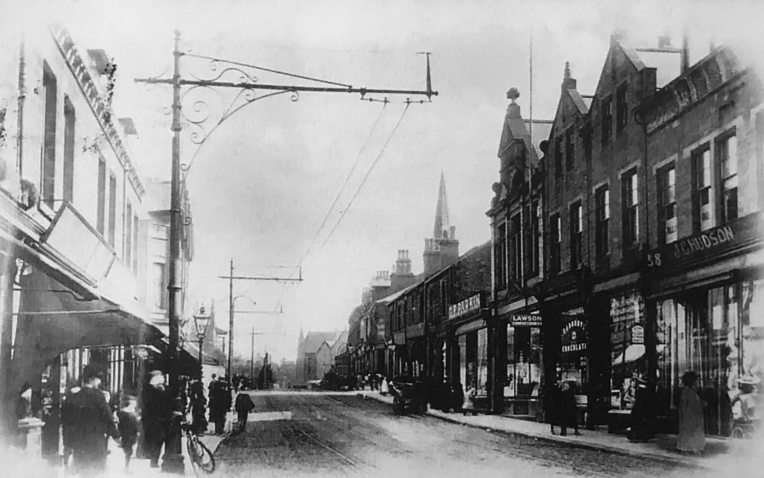Otley Road, circa 1907