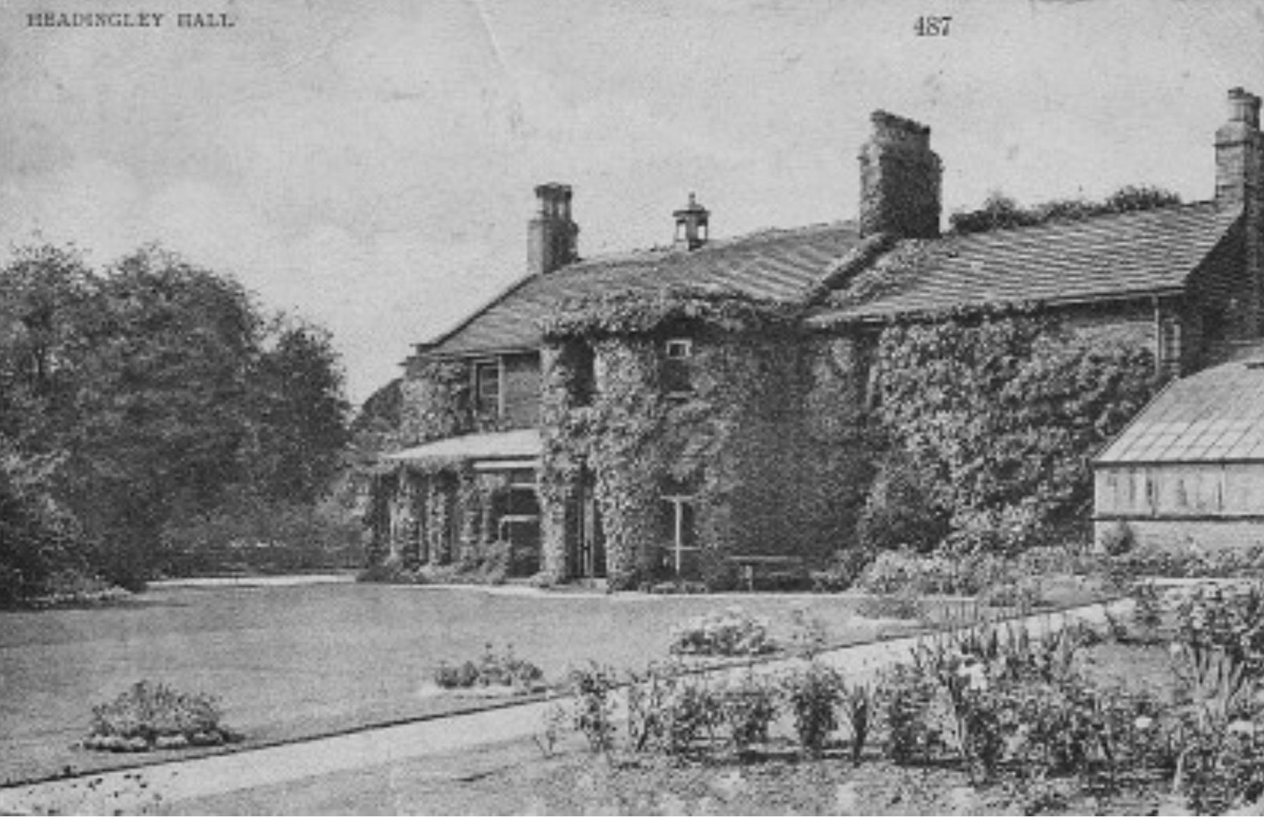 Headingley Hall, undated