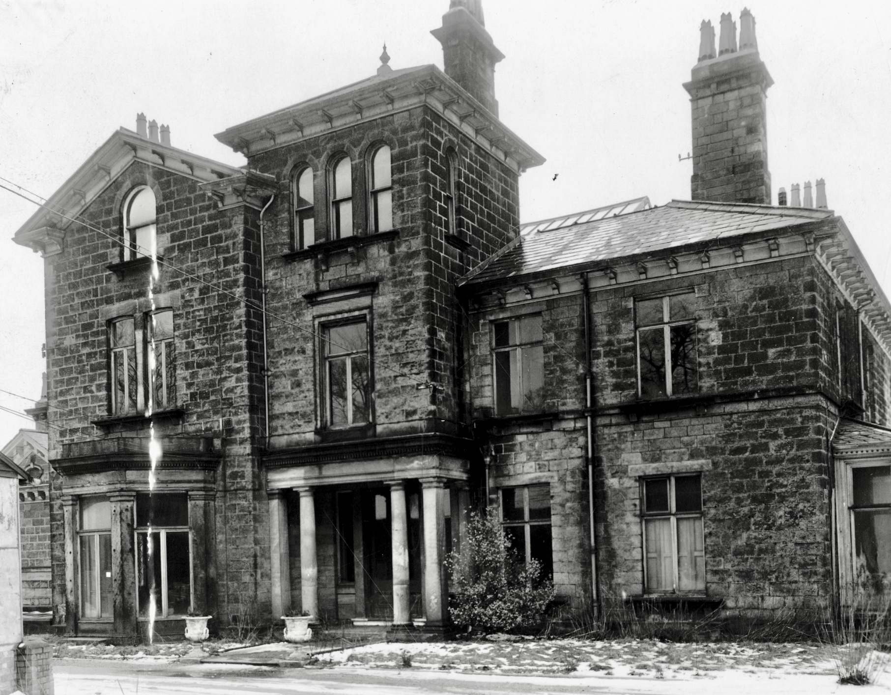Wheatfields, Grove Road, 1954