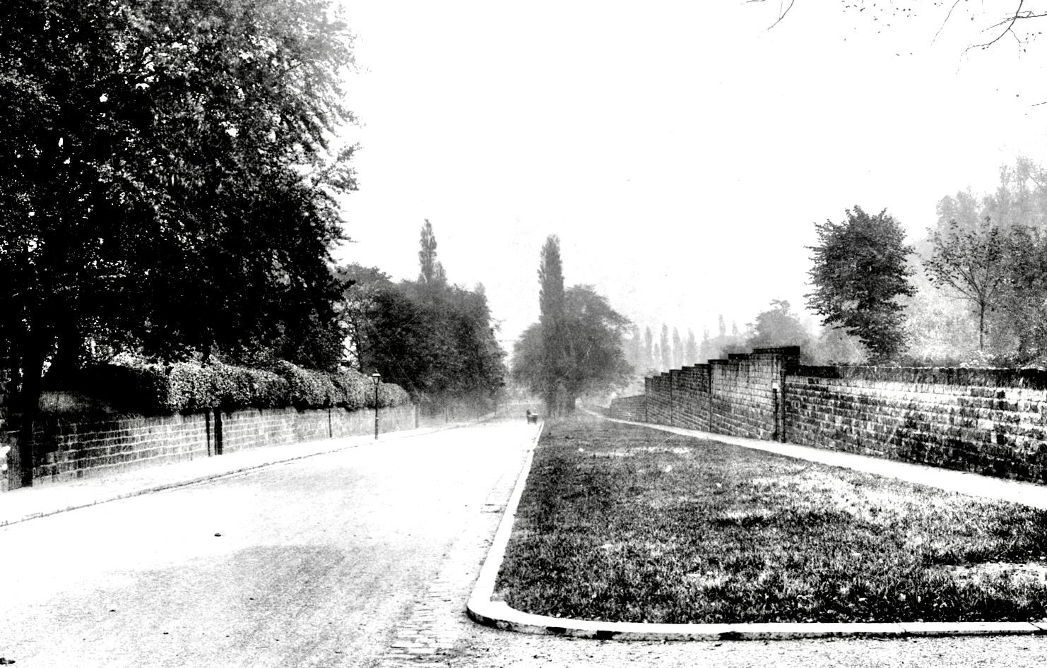 Grove Lane, 1924