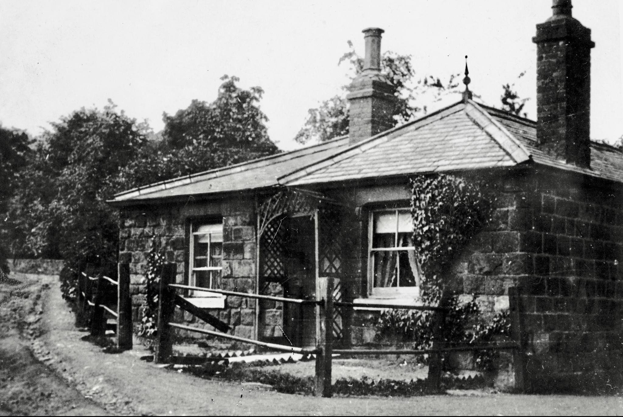 Early House, Grove Lane, 1910