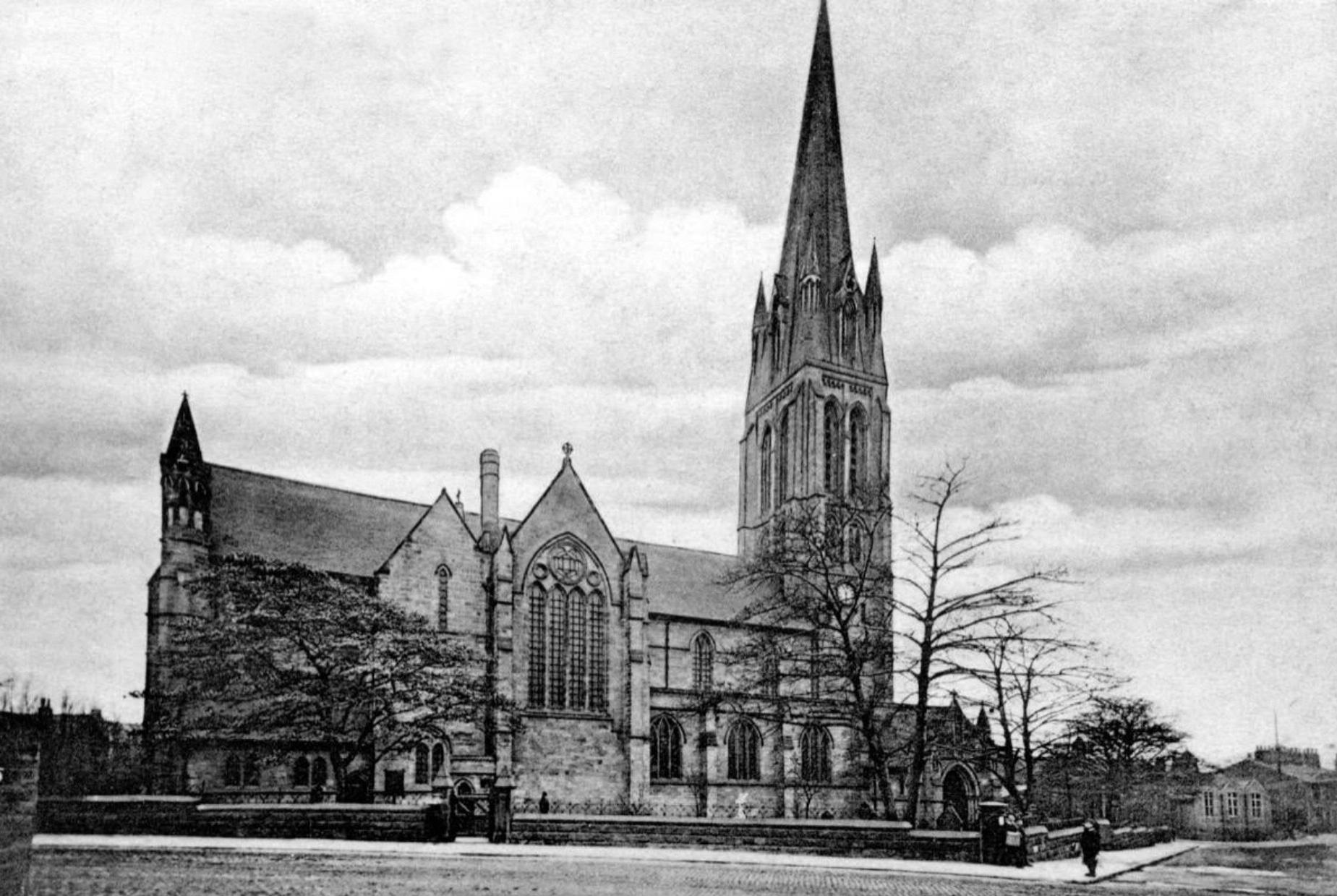 St Michael's Church, circa 1894