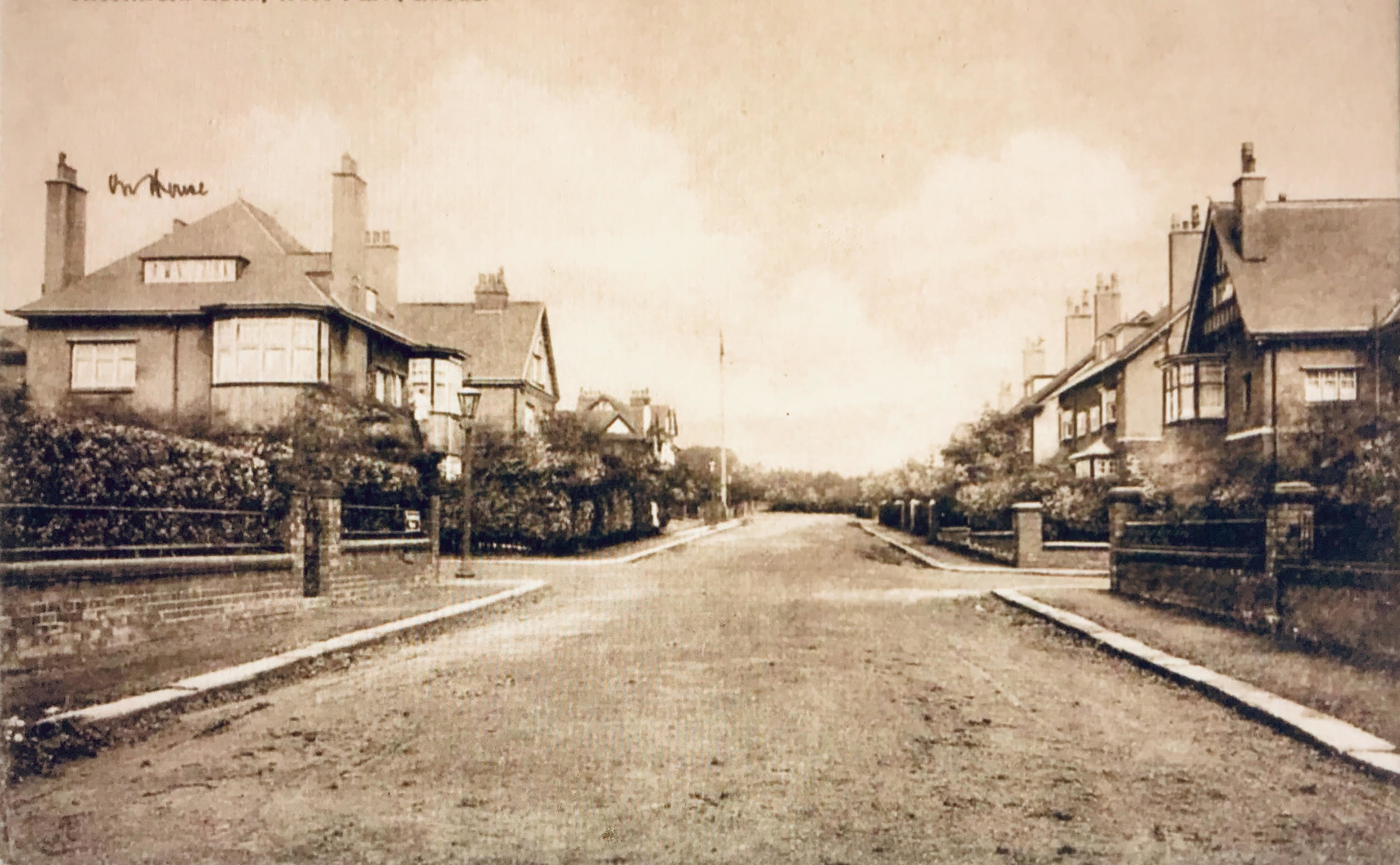 Thornfield Road