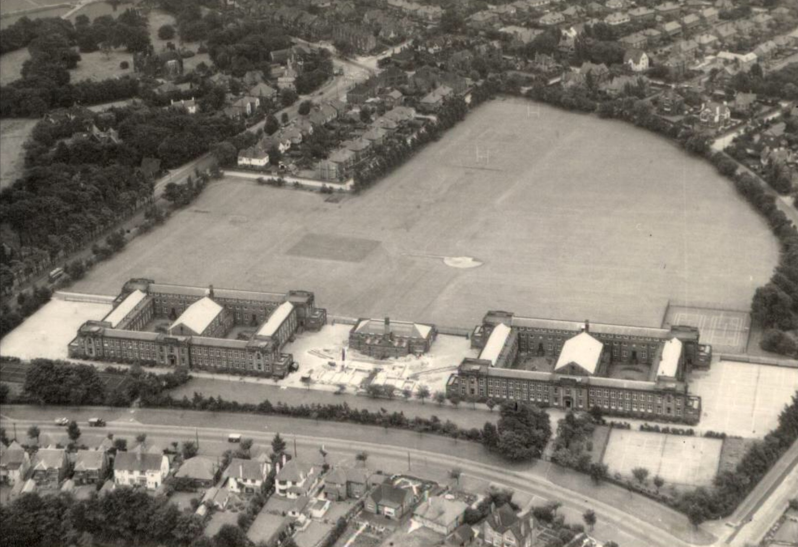 Lawnswood and Leeds Modern Schools