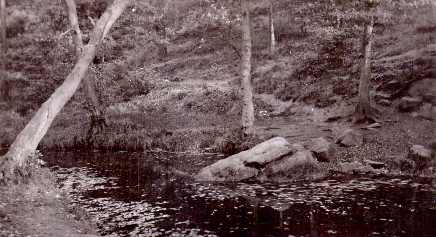 Sandy Lobby, Circa 1915