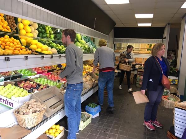 The Headingley Greengrocer