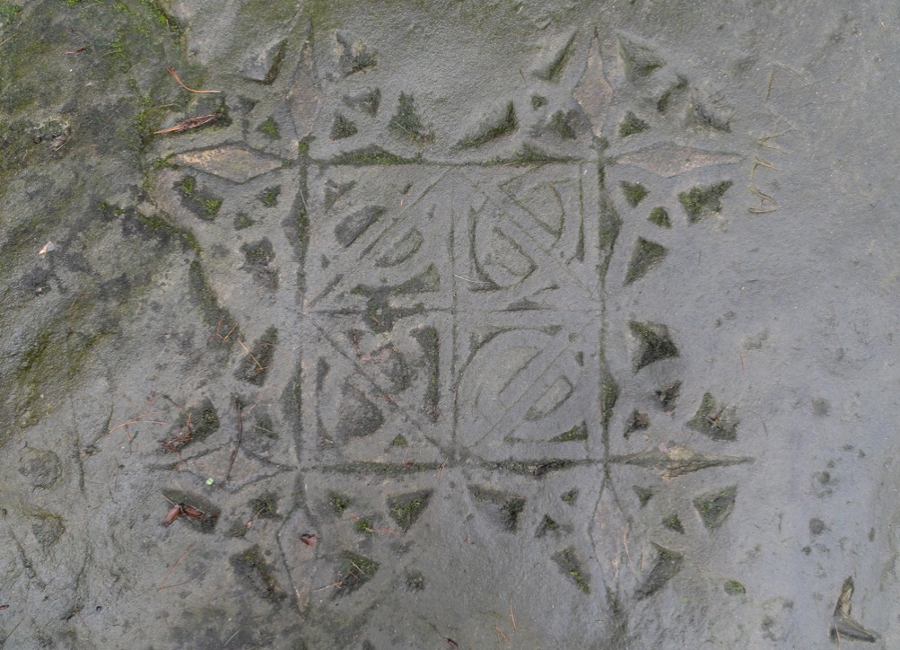 Celtic Knot, The Hollies © HP