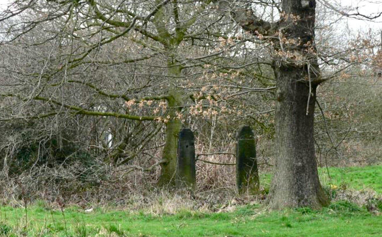 Old Field Gateway, West Park Fields © HP