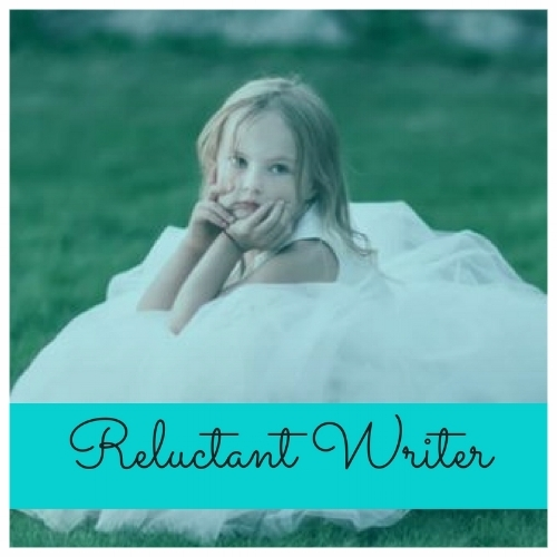The Reluctant Writer - The Reluctant Writer: sees writing as a punishment: it is hard, boring and pointless. They need to learn that writing can be fun, expressive and powerful.