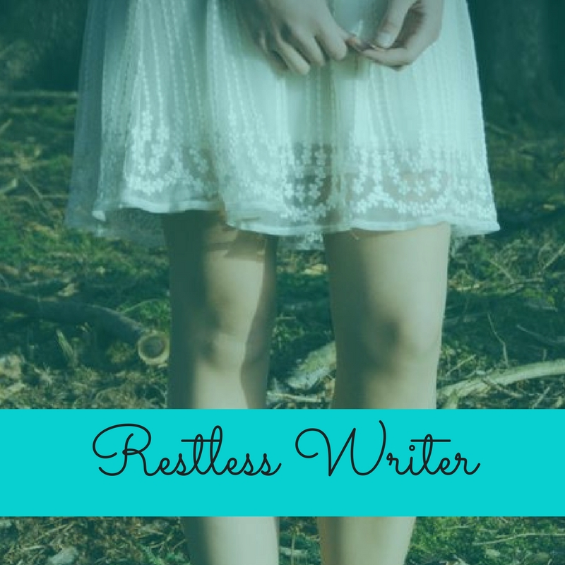 The Restless Writer - The Restless Writer: desires to write and is full of determination, yet they are plagued by deep doubt that sabotages their progress. They need to learn confidence.