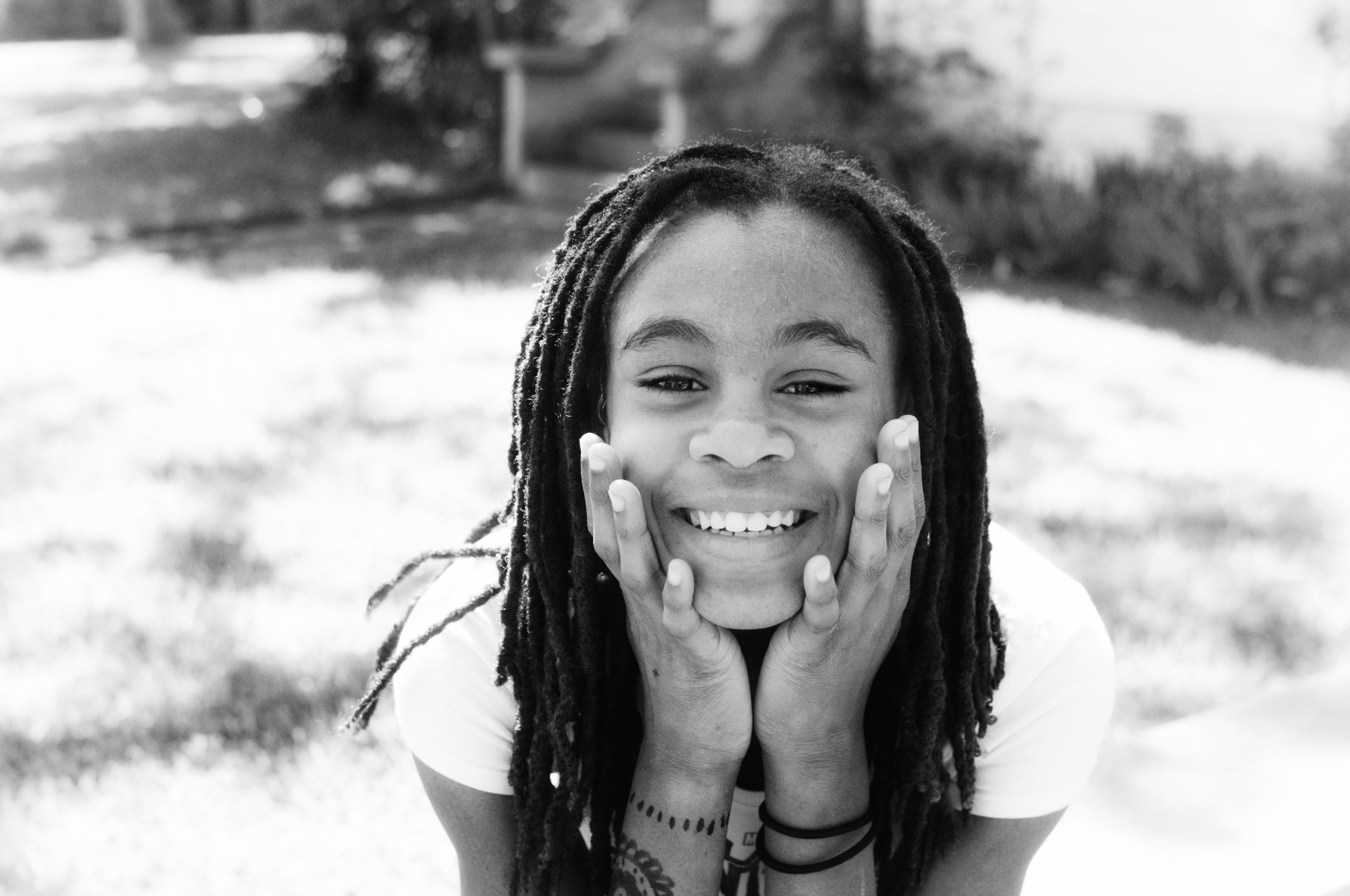 Melissa, Student, age 13 -