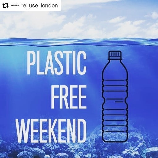 #Repost @re_use_london (@get_repost) ・・・ Think your up to the #challenge? #inspire yourself and others starting from breakfast this morning to go #plasticfree this weekend. #smallchangebigimoact who's up for making a #change? #saynotodisposables #reuse #reuseldn #plastic #plastic-free #environment #ocean #freetheocean #saveouroceans #loveachallenge tag us in your non plastic weekend posts @re_use_london