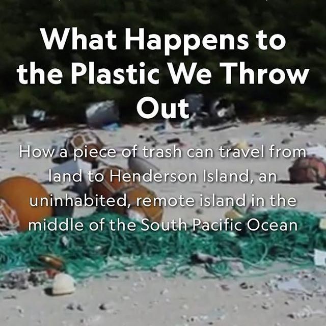 Plastic or Planet? ➡️ https://www.nationalgeographic.com/magazine/2018/06/the-journey-of-plastic-around-the-globe/ #plasticfreefriday #ditchtheplastic #plasticfree #BeTheChange #deepbluelife #BeyondPlastic #FFSLDN #protectwhatyoulove #awaveofchange #stopsucking #jointheresistance #plasticfreecoastline #switchthestick #plastic #conservation #turningthetides #plasticoceanfestival #plasticoceans #watertrek #plasticpollutes #plasticpollution #foamfree #moreoceanlessplastic #saveourseas #saveouroceans