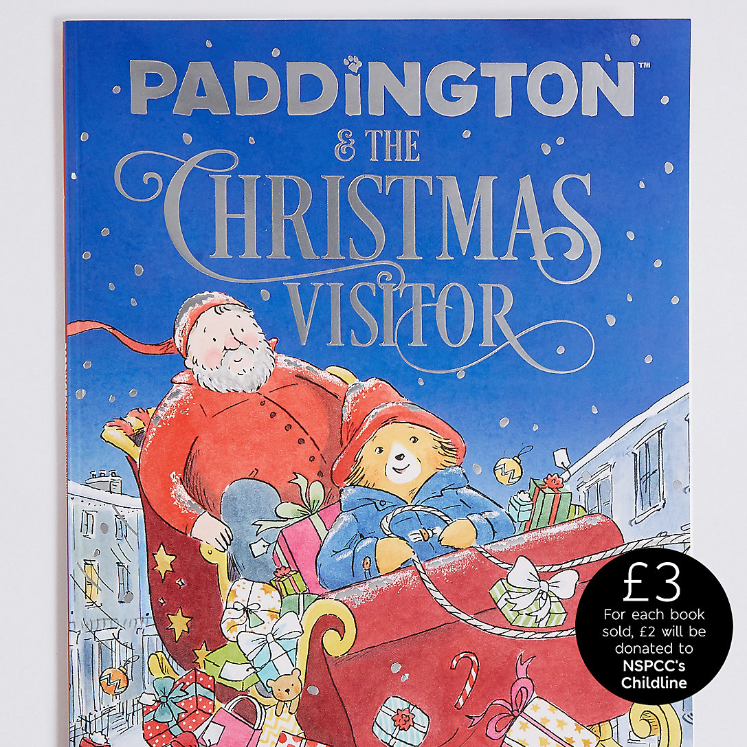Paddington & the Christmas Visitor