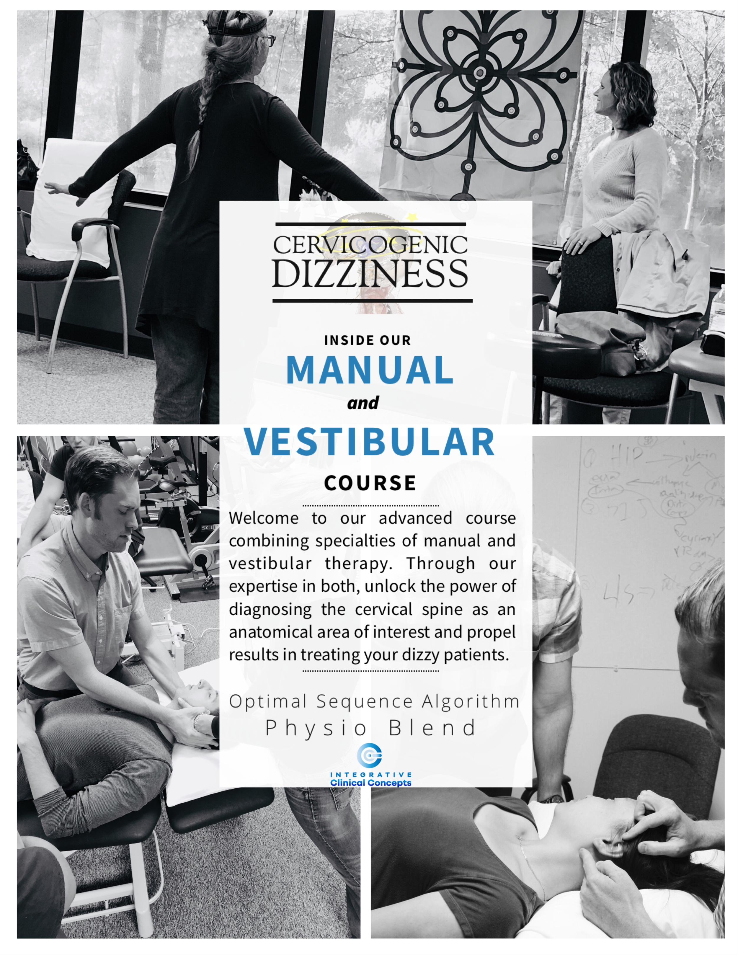 CERVICOGENIC DIZZINESS, CERVICAL VERTIGO, CERVICAL SPINE DIZZINESS, VERTIGO, PHYSICAL THERAPY, PHYSIOTHERAPY