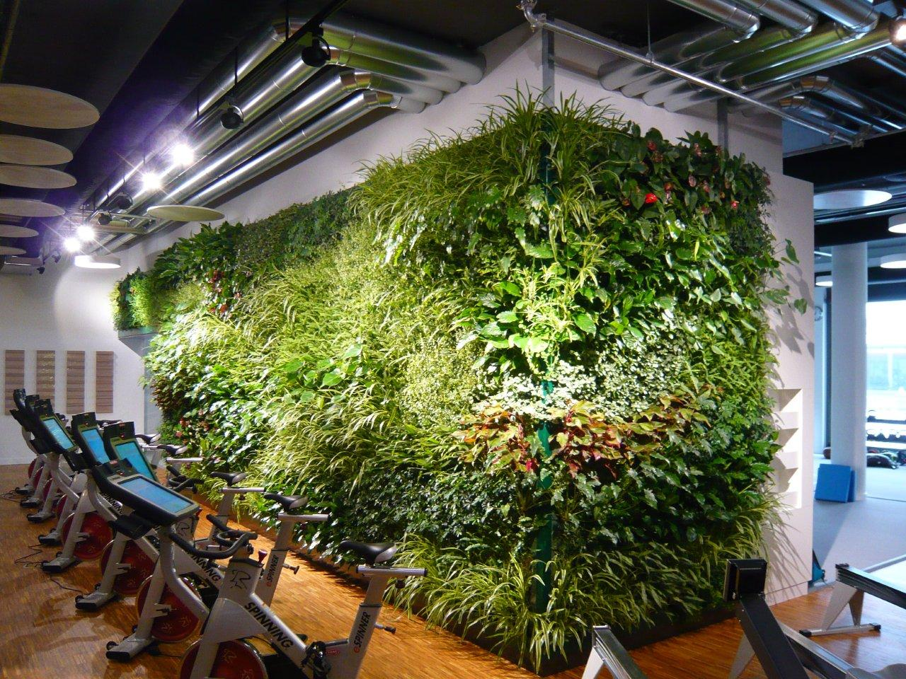 Living Garden Wall - Featured Project