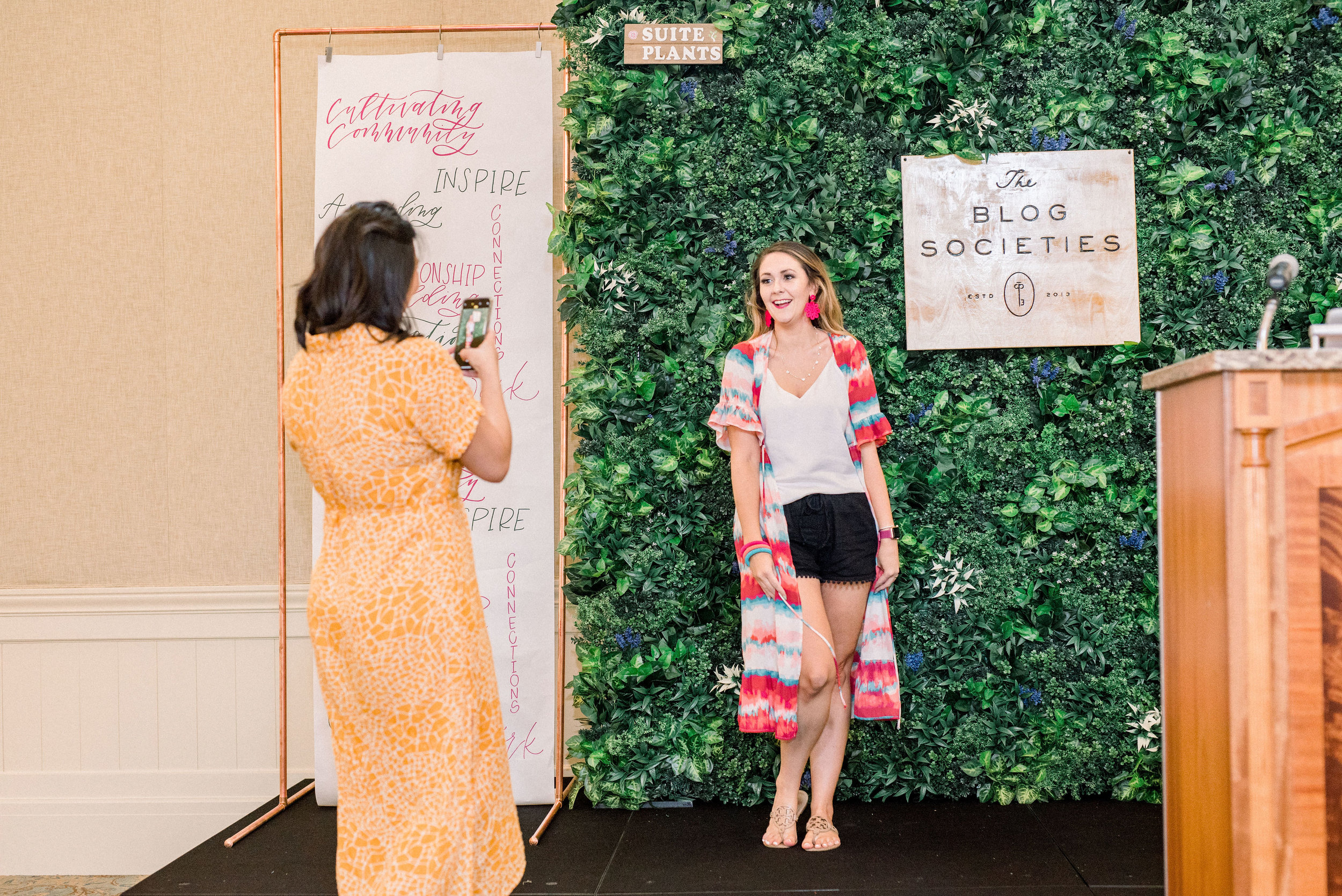 ALW Event Wall - The Blog Societies