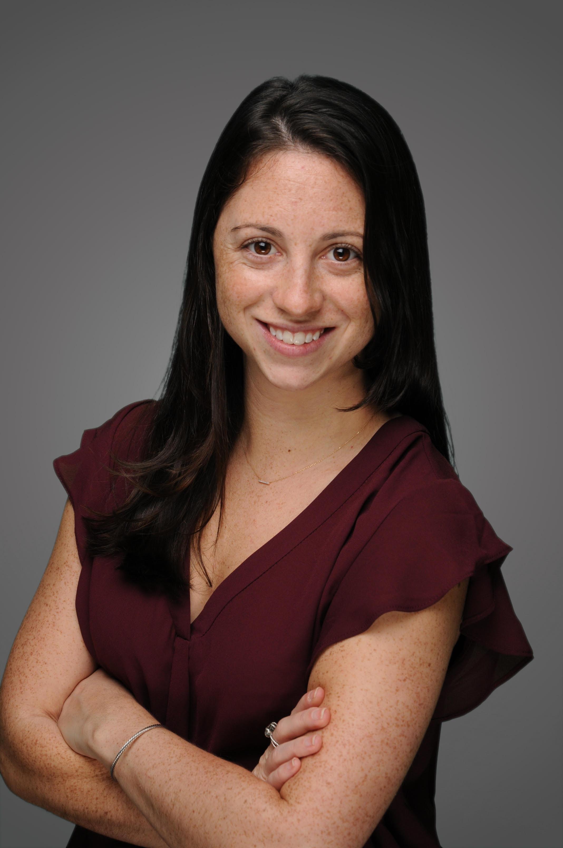 Rachel Serwetz of Woken