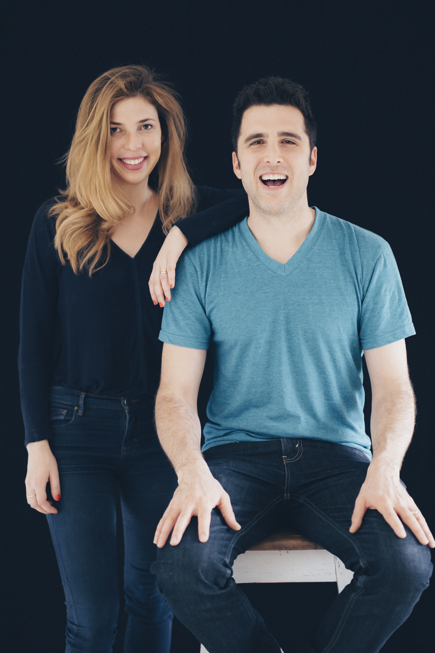 Soco co-founder and Fellow, Goni Light and co-founder Yonatan Sela