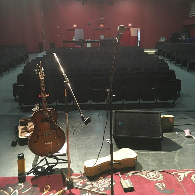 Hi Miramichi! We are excited to play for you tonight! See you at 8!