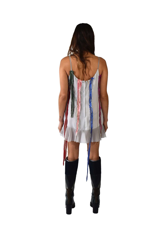 STRIPED LOLLIPOP DRESS