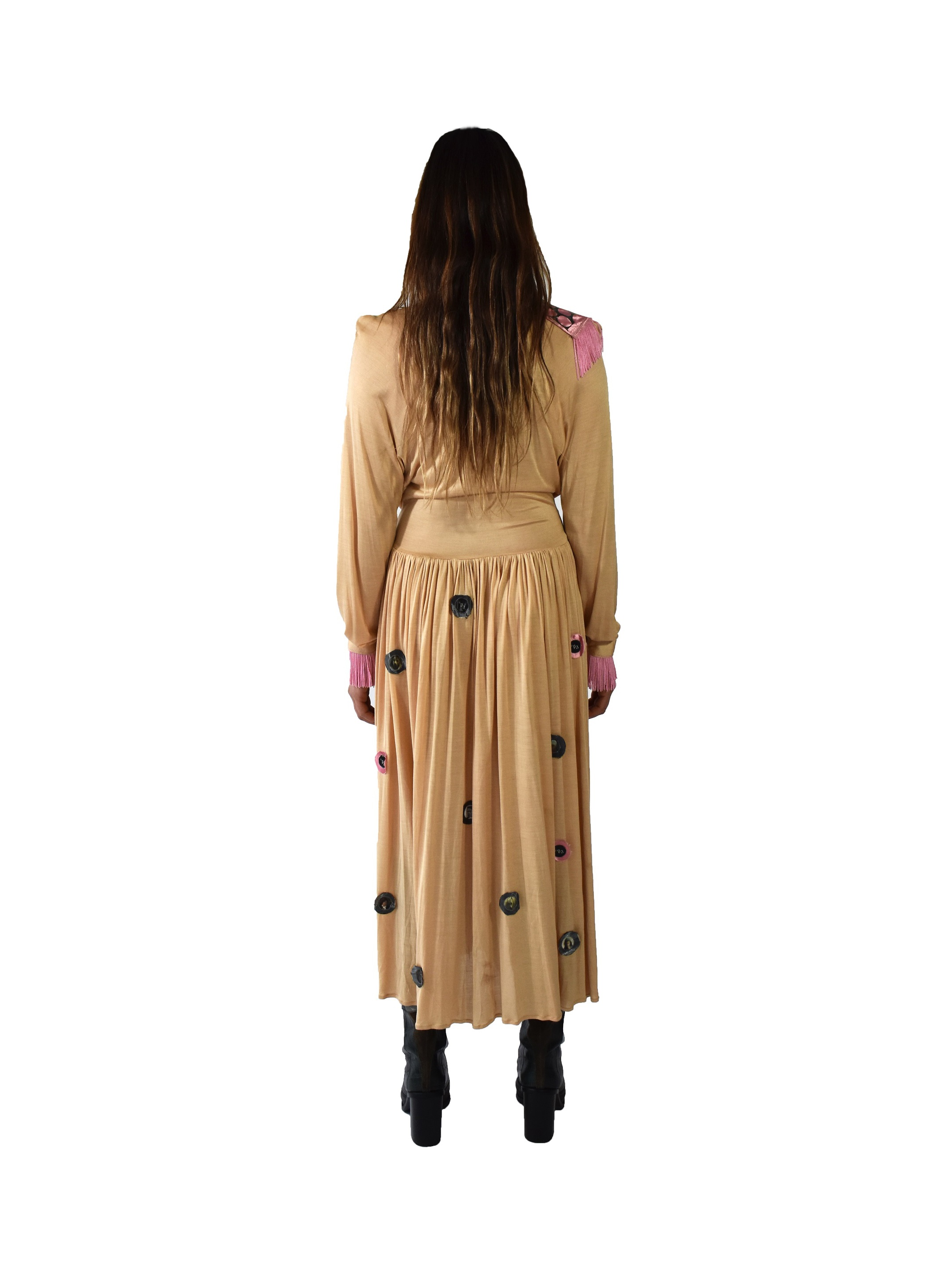 Linda Dresner x *Paid Actor dress