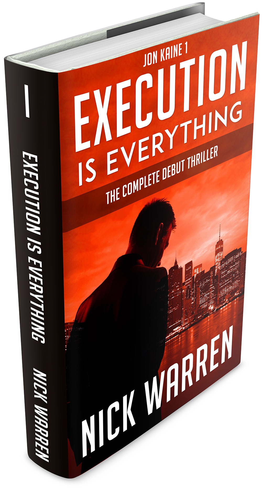The  Complete Edition  contains all 3 parts of book 1,  Execution Is Everything ,  The Breach  &  Everything Ends .