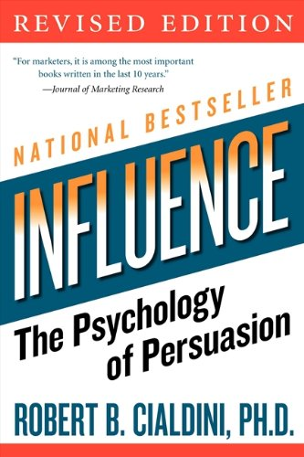 Influence. Get it on Amazon.