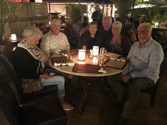 Love when the people we love visit our favorite place on earth. So happy to see you Carole @dahlemcarole69006 and Big Dan @daniel.milton.larsen at @talisman.nairobi. Hope you're having a grand old time in Kenya!