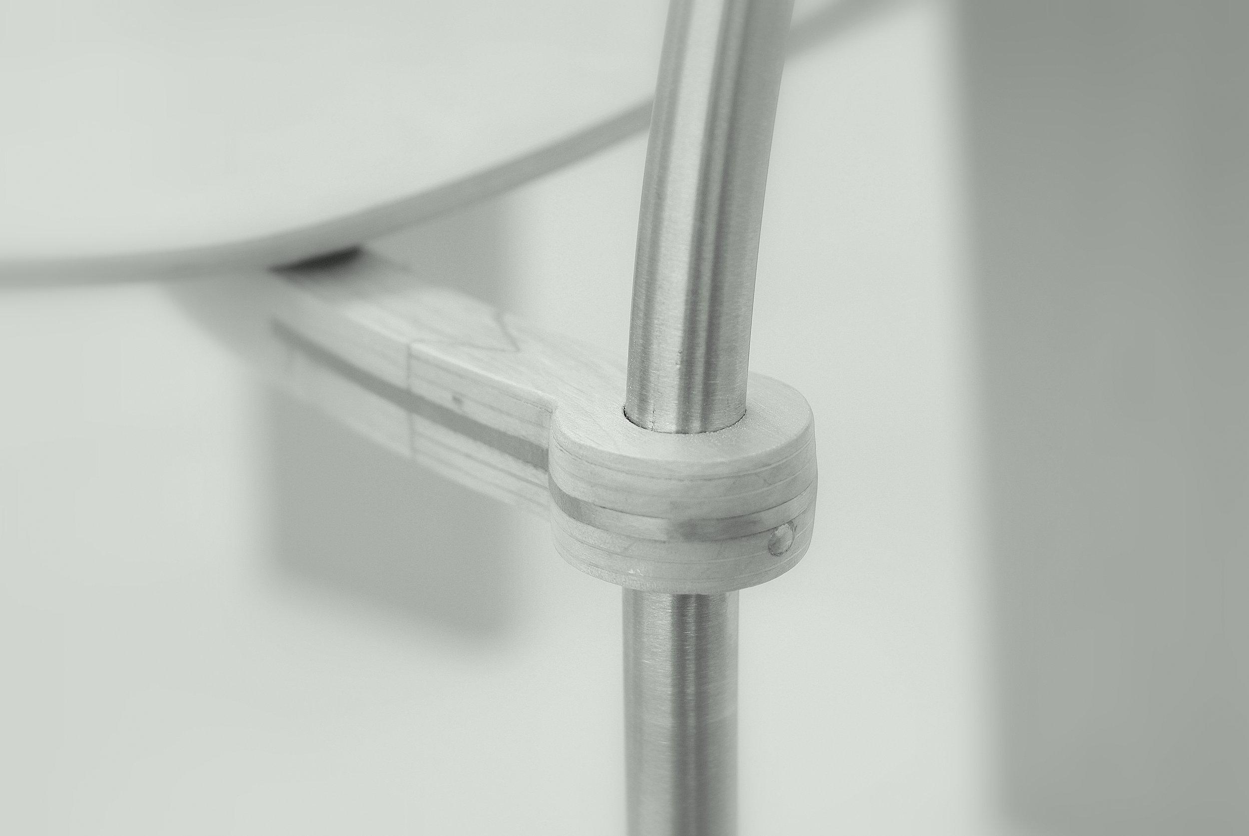 Kurva Chair detail